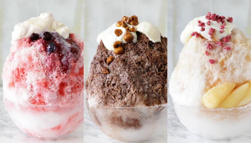 『かき氷カフェ』今年も開催(7月1日~9月5日)