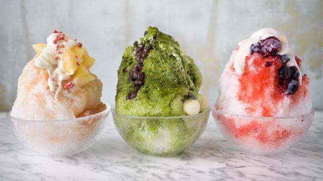 平五郎本店が『かき氷カフェ』として期間限定の再オープン(7月16日~9月10日)